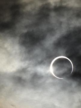 香川の日食